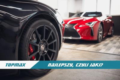 TopMax - zabezpieczenie lakieru a gwarancja